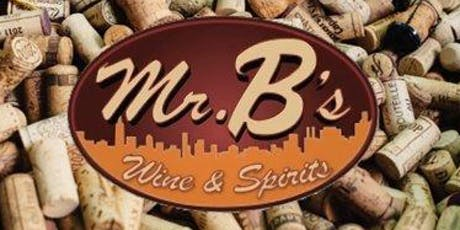 Mr. B's presents: Raw & Natural II, A Denver Wine Experience tickets