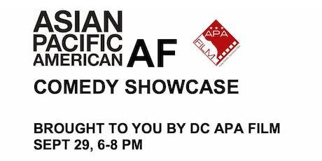 APA AF Comedy Showcase by DC APA Film tickets