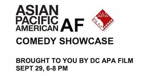 APA AF Comedy Showcase by DC APA Film