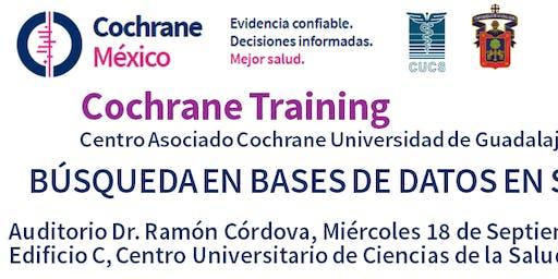 Cochrane UDG - Búsqueda en Bases de Datos en Salud