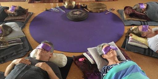 Fri 7pm Sacred Vibrations 5 Week Term $110
