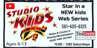 Studio Kids (Web Series for Kids!)