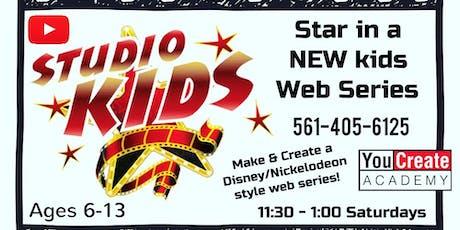 Studio Kids (Web Series for Kids!) tickets