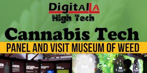 Digital LA - Cannabis Tech: Panel @ Weedmaps Museum of Weed
