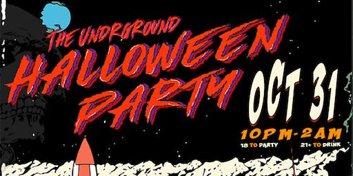 The Undrground Halloween Party