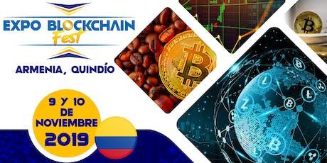 Expo Blockchain Fest entradas