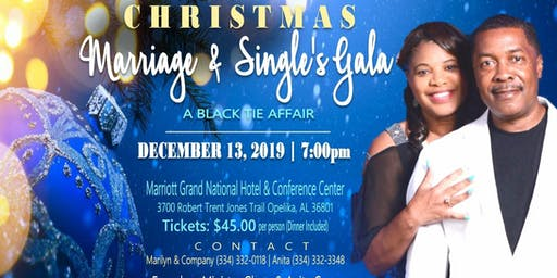 2019 COVENANT RELATIONSHIP MINISTRIES MARRIAGE & SINGLES GALA