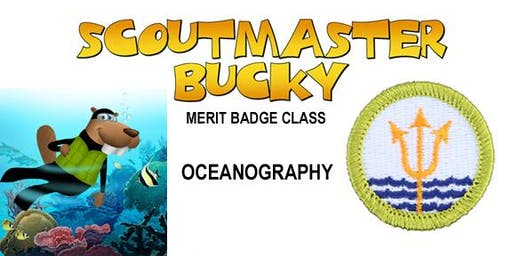 Oceanography Merit Badge - 2019-11-02 - Saturday PM - Scouts BSA