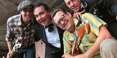 Big Sandy & his Fly-Rite Boys and  Earl and Them 2 shows for one ticket