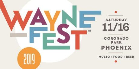 WayneFest tickets