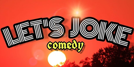 Let's Joke Comedy billets