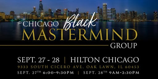 The Chicago Black MasterMind Group - Business Mastery Session