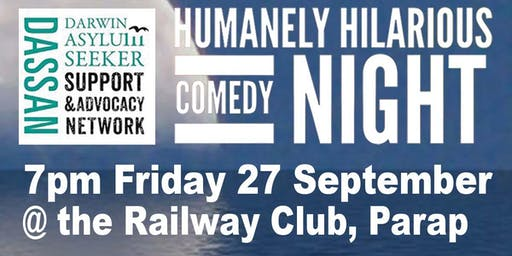Humanely Hilarious Comedy Night