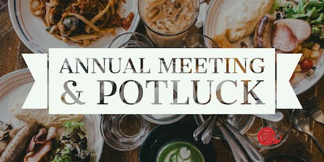 Slow Food Seattle 2019 Annual Members Meeting / Potluck tickets