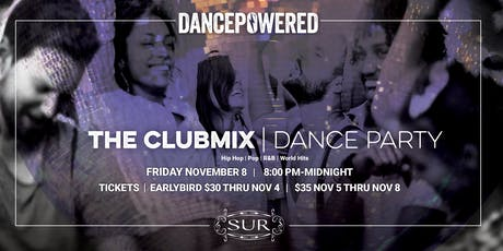DancePowered Club Mix! tickets