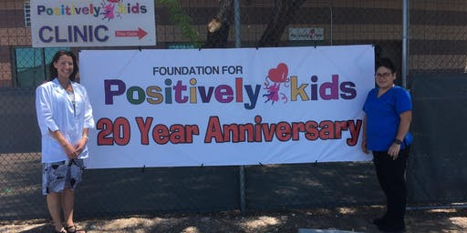 Positively Kids - 20th Anniversary Open House