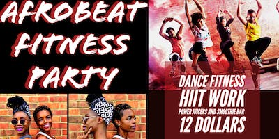 Afrobeat Fitness Party