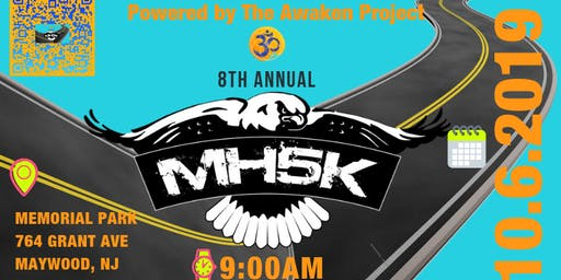 MAYWOOD HAWK 5K 8th Annual Run/Walk Outreach