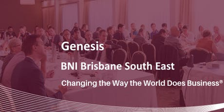 Redlands Discovery Session - BNI Birkdale tickets