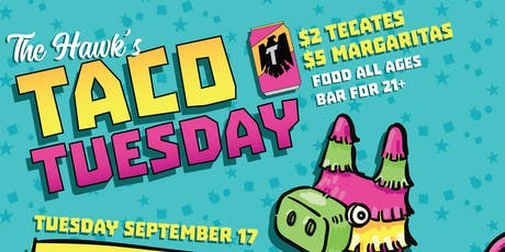 Taco Tuesday LBC featuring Plant Food For People tickets