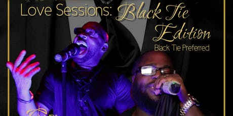 Love Sessions: Black Tie Edition tickets