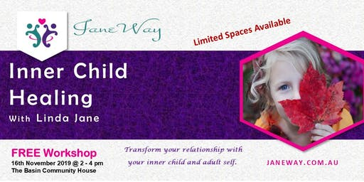 Inner Child Healing Workshop