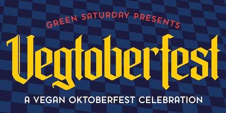 Vegtoberfest - a Vegan Oktoberfest Celebration! tickets