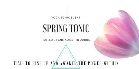 Spring Tonic tickets