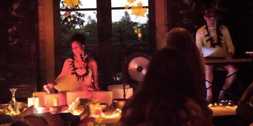 Autumn Equinox Sacred Sound & Cacao Ceremony