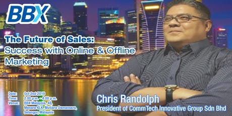 The Future of Sales : Success With Online & Offline Marketing tickets