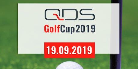 4. QDS GolfCup - 19. September 2019 Tickets