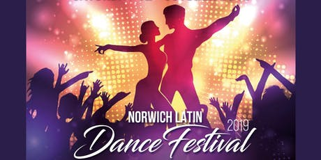 Norwich Latin Dance Festival 2019 tickets