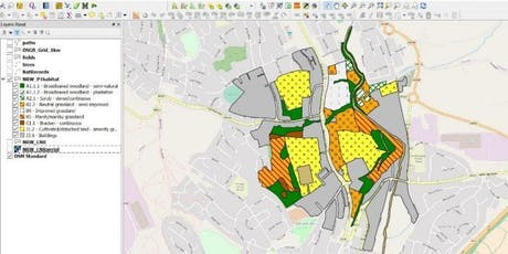 Introduction to QGIS tickets