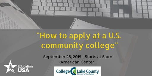 How to Apply at a US community college