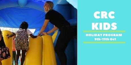 CRC Kids Club Holiday Program tickets