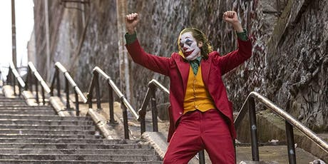 Hightail Movie Fundraiser: Joker tickets