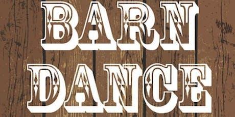 Canterbury Vocals Family Barndance Fundraiser tickets