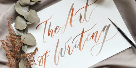 Archifest x The Scriptography - Brush Calligraphy Workshop tickets