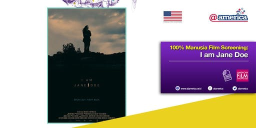 100% Manusia Film Screening: I am Jane Doe