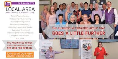 Local Area Marketing & Networking - Parramatta