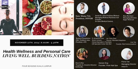 Health Wellness and Personal Care (HWPC) 2019 tickets
