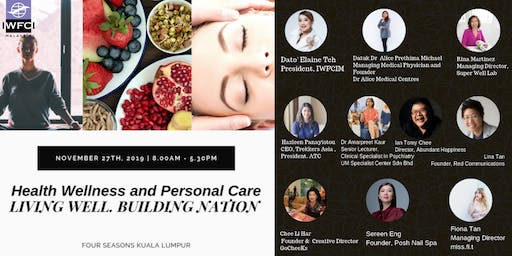 Health Wellness and Personal Care (HWPC) 2019