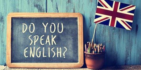 Basic English for traveling biglietti