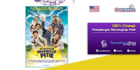 100% Cinergi: Petualangan Menangkap Petir tickets