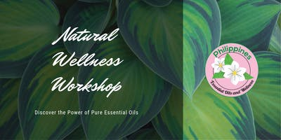 Natural Wellness with Essential Oils