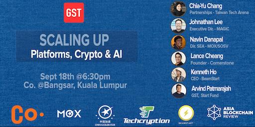 Scaling Up Malaysia: Platforms, Crypto & AI