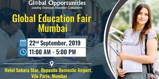 Global Education Fair 2019 - Mumbai