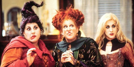 Hocus Pocus — 10pm Screening