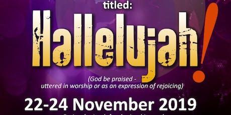 """Medway Praise 2 titled """"Hallelujah"""" tickets"""