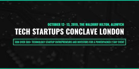 Tech Startups Conclave London tickets